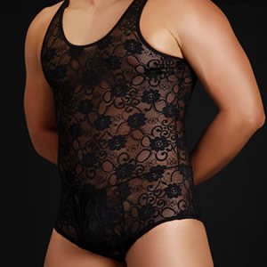 MaleBasics Lacey Body MBL017